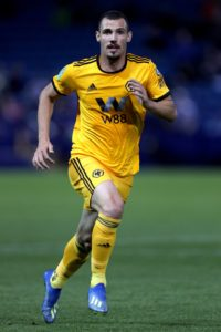 Nottingham Forest have signed striker Leo Bonatini on loan from Wolves until the end of the season.