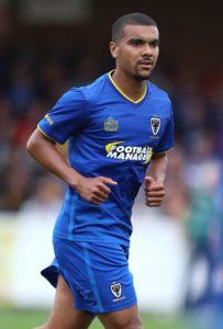AFC Wimbledon could welcome back Kwesi Appiah for the visit of West Ham in the FA Cup.