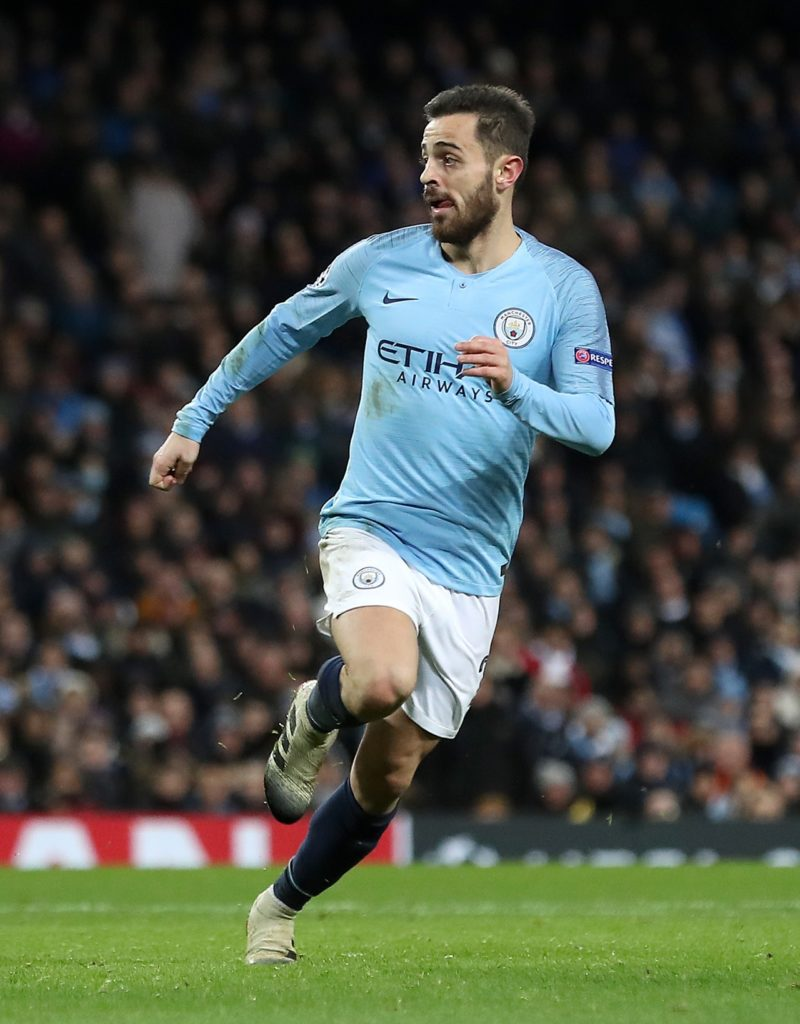Bernardo Silva says Manchester City can chase glory on four fronts as the treatment room starts to empty at the Etihad Stadium.