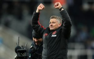 Ole Gunnar Solskjaer became the first United boss to win his first six games in charge after beating Tottenham 1-0 on Sunday.