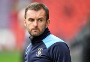 Stoke have announced Nathan Jones as their new manager.