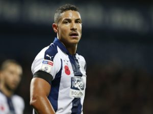 Jake Livermore will miss West Brom's FA Cup tie against Wigan at The Hawthorns.