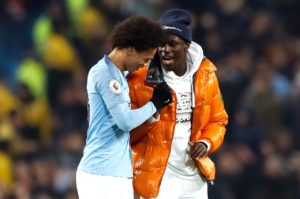 Benjamin Mendy is closing in on a return to first-team action but he will not be able to play against Burton in the Carabao Cup.