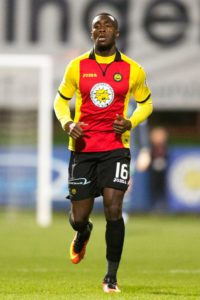 Newport have announced the deadline-day signing of striker Adebayo Azeez from fellow Sky Bet League Two side Cambridge.