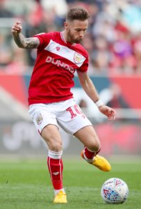 Bristol City could have Matty Taylor back in contention for the FA Cup fourth-round tie against Bolton.