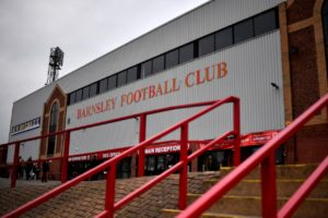 Barnsley chief executiveGauthier Ganaye has left the club to take up a similar role with French club Nice.