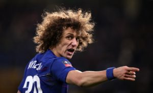 Chelsea defender David Luiz has stressed that he and his team-mates are behind Maurizio Sarri following his rant at the weekend.