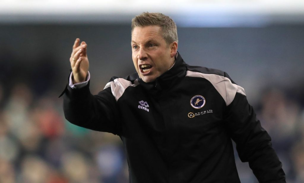 Neil Harris criticised his Millwall side for switching off after Blackburn grabbed two late goals in a 2-0 victory at The Den.