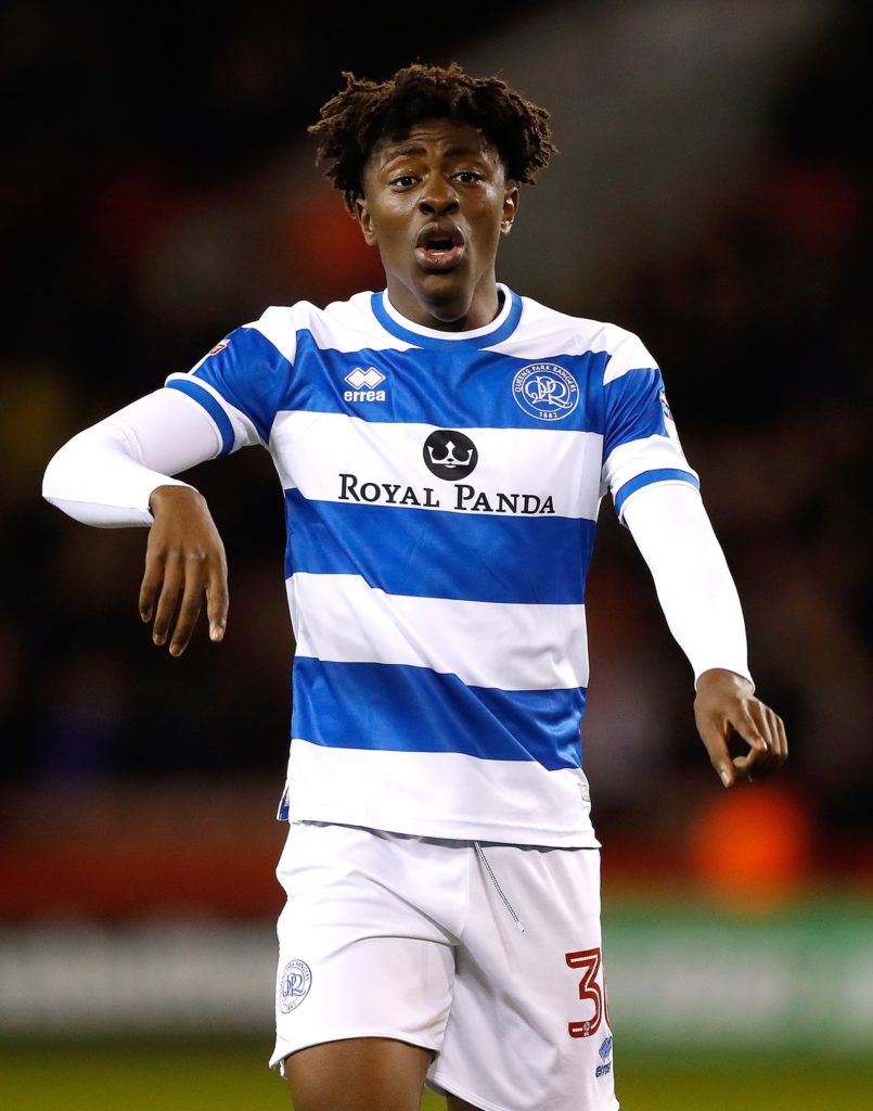 Queens Park Rangers star Eberechi Eze was watched by nine Premier League scouts recently as Crystal Palace consider a bid for him.