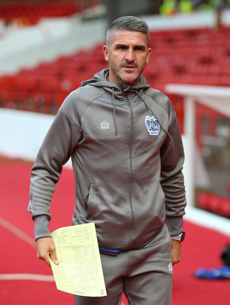 Delighted Bury boss Ryan Lowe saluted his team's character as they hauled themselves back from a 3-1 deficit to beat promotion rivals MK Dons 4-3.