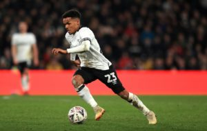 Duane Holmes scored his first goal for Derby as County survived a second-half fightback to beat Reading 2-1.