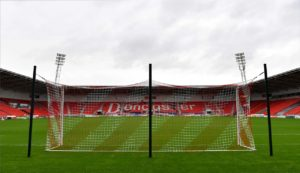 Doncaster could hand a debut to new signing Paul Downing in their FA Cup fourth-round tie against Oldham at the Keepmoat Stadium.