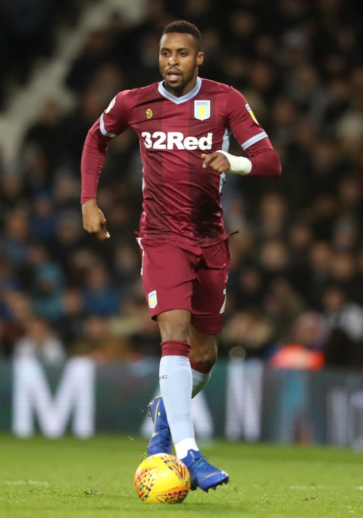 Angers are believed to be considering making a move to sign Aston Villa forward Jonathan Kodjia in the January window.
