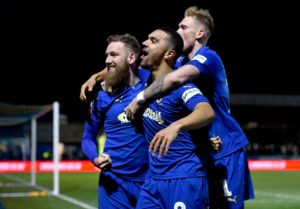 AFC Wimbledon rekindled the Crazy Gang spirit of years gone by to produce a shock 4-2 FA Cup victory over West Ham.