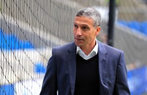 Chris Hughton says it suits him fine to go unnoticed as Brighton look to put more distance between themselves and the relegation zone.
