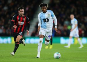 Chelsea midfielder Kasey Palmer has joined Bristol City for the rest of the season after his loan spell at Blackburn was cut short.