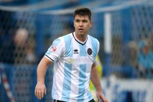 Carlisle defender Anthony Gerrard has signed a new six-month deal with the club.