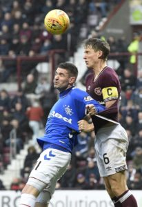 Christophe Berra told Hearts owner Ann Budge he did not even need to negotiate after being offered a new deal.