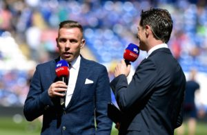 Cardiff Under-18s coach Craig Bellamy has stepped down from his role despite denying allegations that he bullied an academy player.