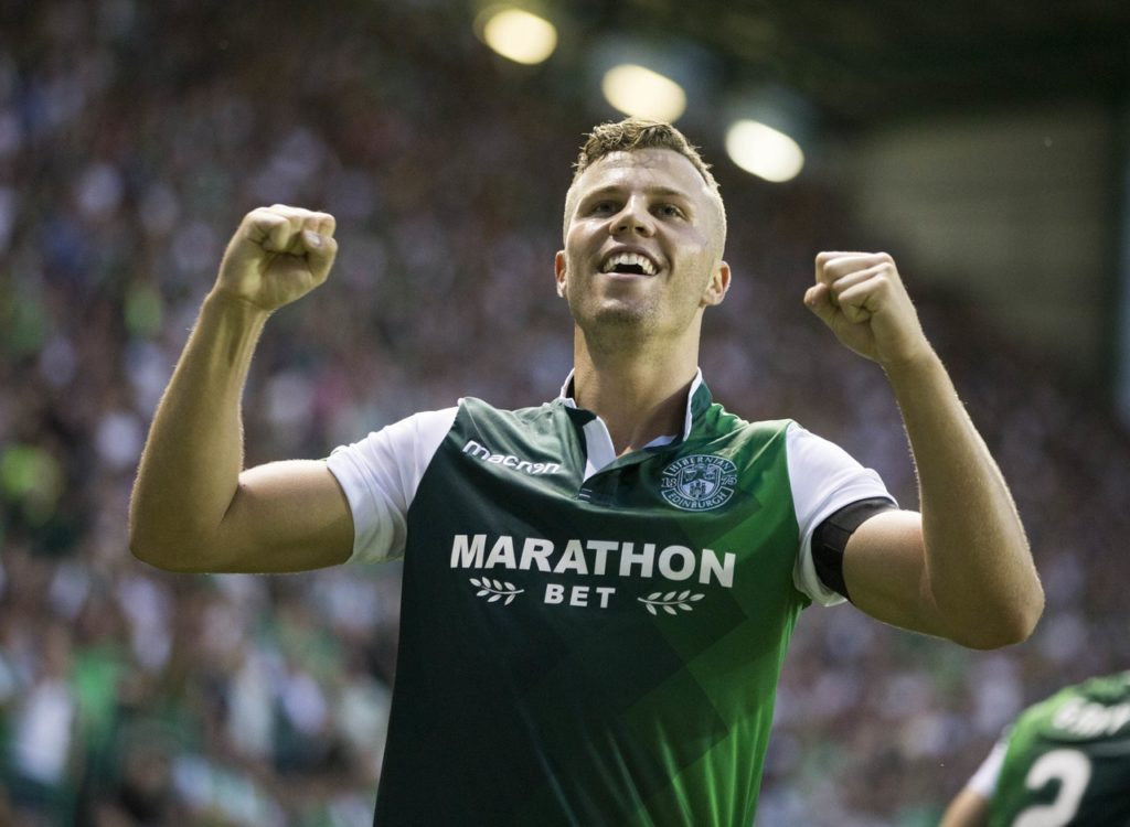 Florian Kamberi insists he has been putting his body on the line for Hibernian despite Neil Lennon's claims he has not been working hard enough.