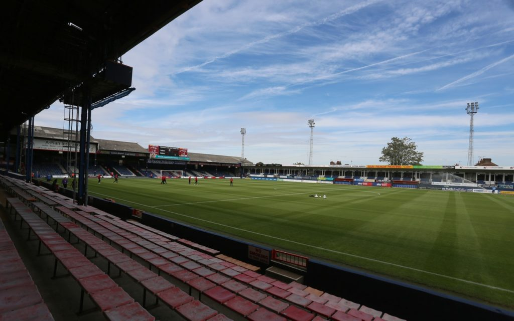 Luton Borough Council has approved planning permission for a new 17,500 all-seater stadium at Power Court.