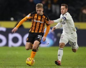 Spurs are reportedly willing to pay £15million for Hull City's 14-goal forward Jarrod Bowen after scouting him again on Saturday.