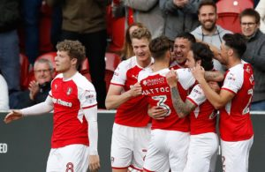 Rotherham United midfielder Will Vaulks says he is certain the Millers have what it takes to avoid the drop back into League One.