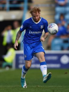 Gillingham have extended the deal for on-loan Connor Ogilvie until the end of the season.
