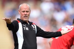 Carlisle caretaker boss Tommy Wright believes the vacant manager's post at the club will attract some big names following the resignation of John Sheridan.