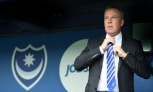 Portsmouth manager Kenny Jackett described the Sky Bet League One leaders' 1-0 defeat at home to Blackpool as 'a missed opportunity'.