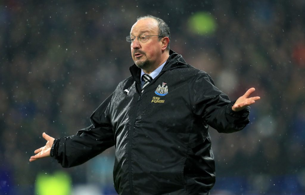 Rafael Benitez has revealed he has turned down approaches from other clubs in order to stay at Newcastle.
