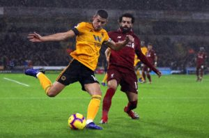 Wolves defender Conor Coady says he was delighted by his side after they kept a clean sheet in the 3-0 win over West Ham on Tuesday.