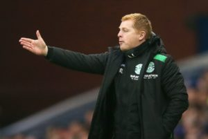 Hibernian head coach Neil Lennon admits his side do not look like they are going to score after they fell to a 1-0 defeat at Motherwell.