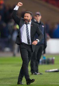 Derek McInnes hailed Aberdeen's killer instinct following their convincing 3-0 Ladbrokes Premiership win at Hamilton.