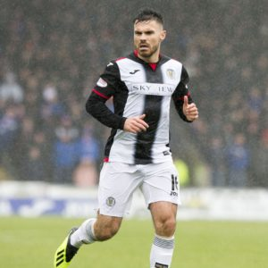 Ian McShane has left St Mirren to join Ladbrokes Championship side Falkirk.