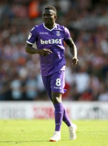 Reports in the Turkish media suggest Super Lig side Trabzonspor are keen on a move for Stoke midfielder Peter Etebo.