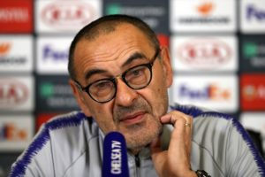 Chelsea boss Maurizio Sarri again questioned his side's attitude as they fought out a 2-1 win against Newcastle United.