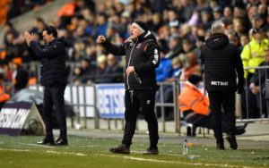 Terry McPhillips was left disappointed after seeing his Blackpool side draw a blank in a 'horrible' goalless draw with Shrewsbury.