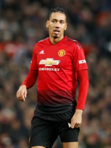 Chris Smalling could return after seven weeks on the sidelines when Manchester United host Burnley in the Premier League this evening.