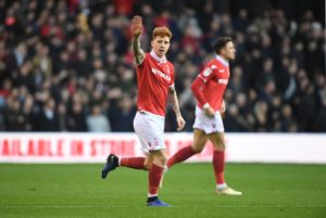 Nottingham Forest secured a dramatic 4-2 win over 10-man Championship leaders Leeds to ease some of the pressure on manager Aitor Karanka.