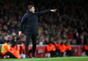 Ole Gunnar Solskjaer understands why Tottenham manager Mauricio Pochettino has been heavily tipped to take the reins at Manchester United.