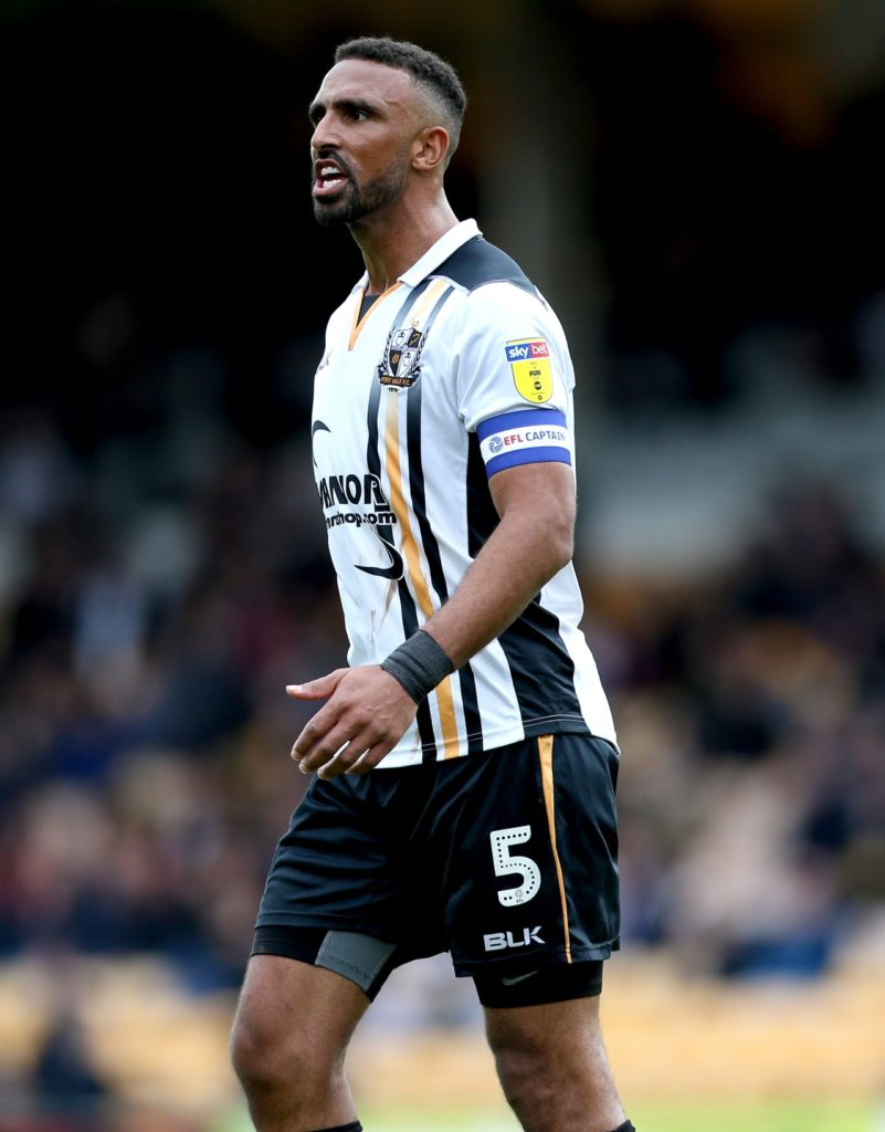 Port Vale will assess Leon Legge for the visit of Colchester.