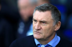 Blackburn boss Tony Mowbray was pleased to avoid the potential 'banana skin' of bottom club Ipswich after his side ran out comfortable 2-0 winners.