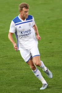 Ipswich have completed the loan signing of Leicester defender Callum Elder.