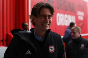 Brentford boss Thomas Frank has a near fully-fit squad to choose from for the Sky Bet Championship match against Blackburn.