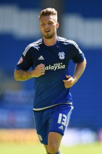 Anthony Pilkington could make his Wigan debut against Aston Villa after joining on an 18-month deal from Cardiff.