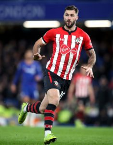Southampton striker Charlie Austin has been given a two-match suspension by the Football Association.