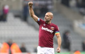 Pablo Zabaleta believes transfer speculation has derailed West Ham's season and caused problems in the dressing room.