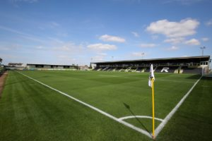 Forest Green Rovers have signed midfielder Ben Liddle on loan from Middlesbrough until the end of the season.