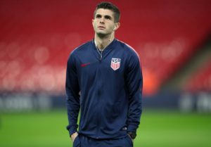 Christian Pulisic is confident he can fit right in at Chelsea under Maurizio Sarri.